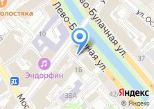 Компания «Булак» на карте