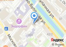 Компания «Найди Кредит» на карте