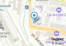 Компания «Неон-Арт» на карте