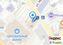 Компания «Магазин обуви на Московской» на карте