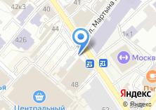 Компания «Билетлар.ру» на карте