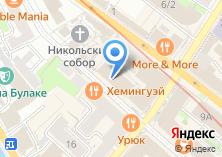 Компания «Чак-Чак» на карте