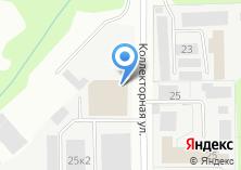 Компания «Теплостройсервис» на карте