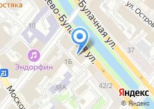 Компания «Банковская Ассоциация Татарстана» на карте