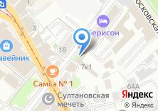 Компания «Казанский трикотаж» на карте