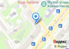 Компания «Автотехосмотр 16» на карте