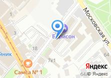 Компания «Казанская Палитра» на карте