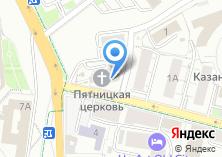Компания «Церковь Святой великомученицы Параскевы Пятницы» на карте