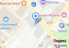Компания «Строящееся административное здание по ул. Московская» на карте