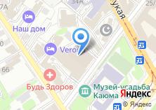 Компания «Единая Национальная Диспетчерская Система-Поволжье» на карте