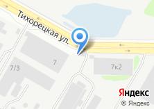 Компания «АртТехСтрой» на карте