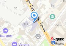 Компания «Лингва» на карте