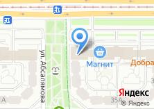 Компания «НИКС Трэвел Групп» на карте