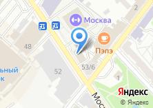 Компания «КТПП» на карте