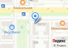Компания «Клиника персональной медицины» на карте
