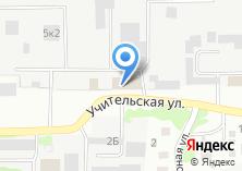 Компания «ПЕНОБЕТОН» на карте