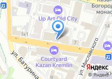 Компания «Marx Bar» на карте