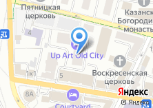 Компания «ГУЛЛИВЕР» на карте