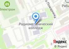 Компания «Казанский радиомеханический колледж» на карте