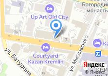 Компания «АйсМастер» на карте