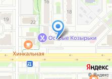 Компания «ЖЭУ Савиново-42» на карте