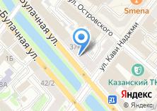 Компания «Центр медицинской косметологии и здоровья» на карте