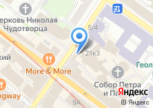 Компания «Арт-Флаг Аутдор» на карте