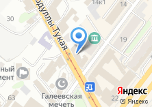 Компания «Элеганс» на карте