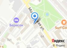 Компания «Сенная площадь» на карте