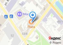 Компания «Юниверсал Холидейз» на карте