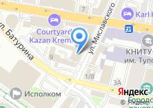 Компания «Экспоформ» на карте