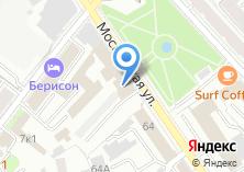 Компания «Кафе в Центре» на карте