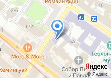 Компания «Денежный поток» на карте