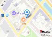 Компания «Апарт Сервис» на карте