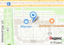 Компания «ИСТОЧНИК ЖИЗНИ» на карте