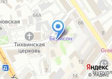 Компания «Современные Технологии Фасадов» на карте