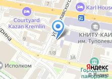 Компания «СиндикатЪ путешествий» на карте