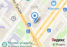 Компания «Exellen» на карте