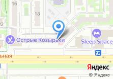 Компания «Компьютерная помощь» на карте