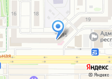 Компания «ПромБурРегион» на карте
