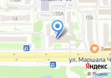 Компания «Пожарный советник» на карте