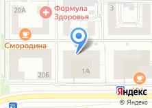 Компания «Ак Барс Созидание» на карте