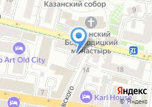 Компания «Полифус» на карте