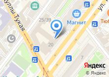 Компания «Цикл-Информ» на карте