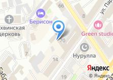 Компания «Дуслык» на карте
