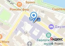 Компания «Казанский (Приволжский) федеральный университет» на карте