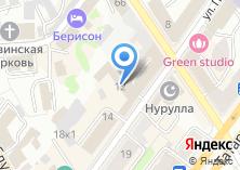 Компания «*эстет-веб*» на карте