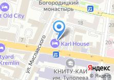 Компания «Центр персональных услуг и информации» на карте