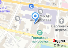 Компания «Бешеный цветочник» на карте