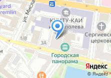 Компания «Казанский юрист» на карте